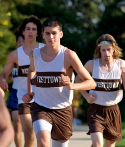 When Nathaniel coached the Westtown Middle School Cross-Country team in his Brooks, their seasons would be undefeated. He had an incredible knack for bringing out the best in his students, and in turn, they all wanted to run as fast and as gracefully as he did.